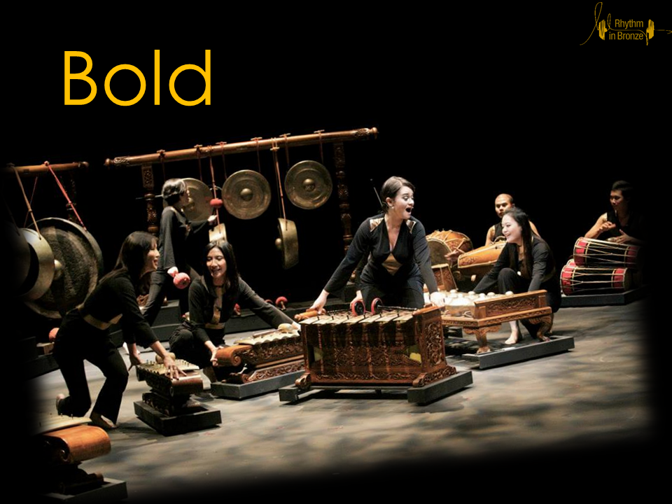 Gamelan ensemble Rhythm in Bronze have been championing to conserve Malaysia's musical heritage and raise awareness of the richness of the Malay comtemporary gamelan. – Pic courtesy of Yayasan Hasanah