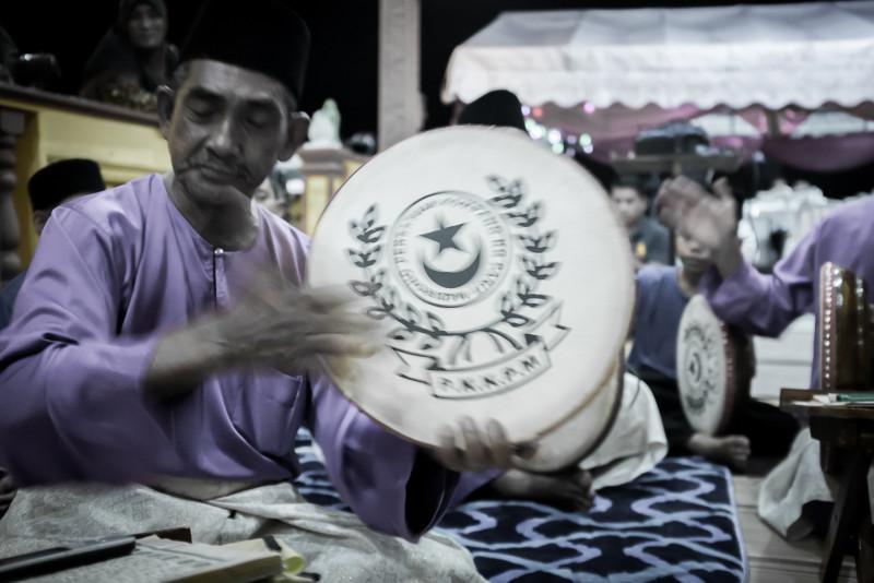Heartbeat of Johor: the Kompang Jidor tradition