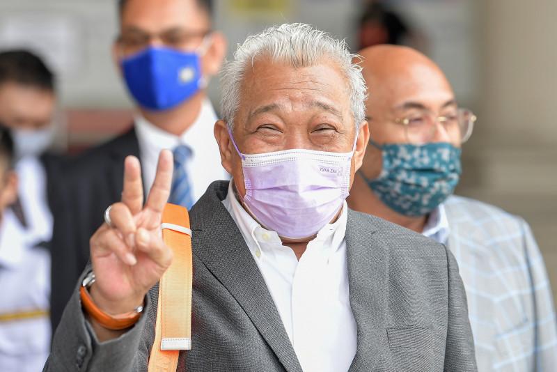 Federal leaders' meddling reason why Sabah still backwards, charges Bung Moktar