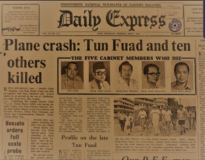 Double Six tragedy: Sabahans still remember