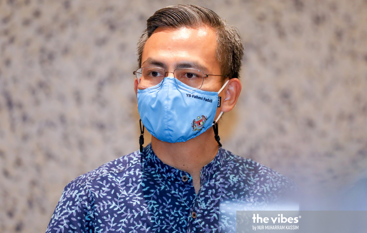 PKR communications director Fahmi Fadzil says the fundamental problem in the current PN government is that there seems to be no clear leadership in the administration. – The Vibes file pic, June 27, 2021