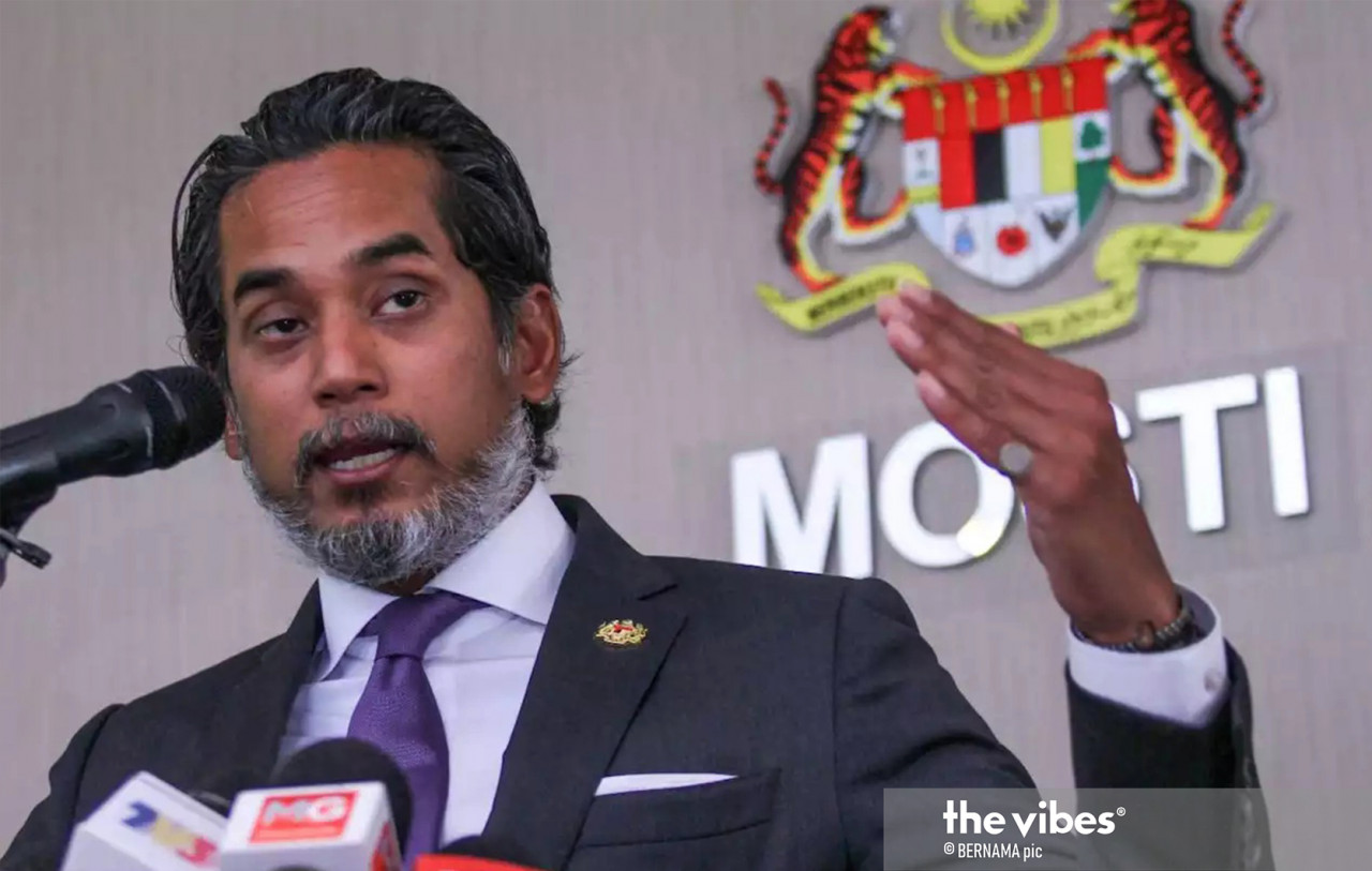 Science, Technology and Innovation Minister Khairy Jamaluddin says possible delays to the third phase of the government's Covid-19 vaccination programme are due to inequitable distribution. – Bernama pic, May 14, 2021