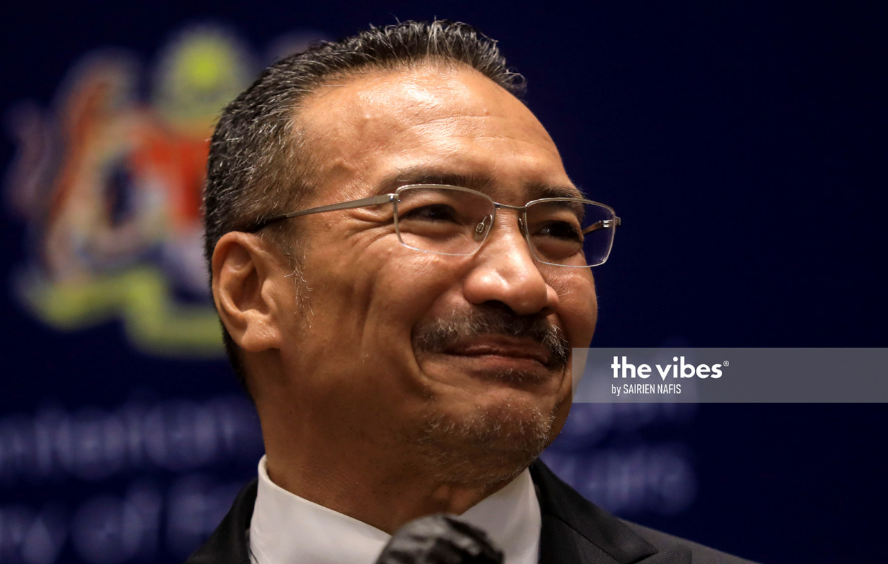 If Datuk Seri Hishammuddin Hussein is successful in his pursuit to become prime minister, he is expected to be the ninth head of government until Parliament automatically dissolves in 2023. – The Vibes file pic, July 6, 2021