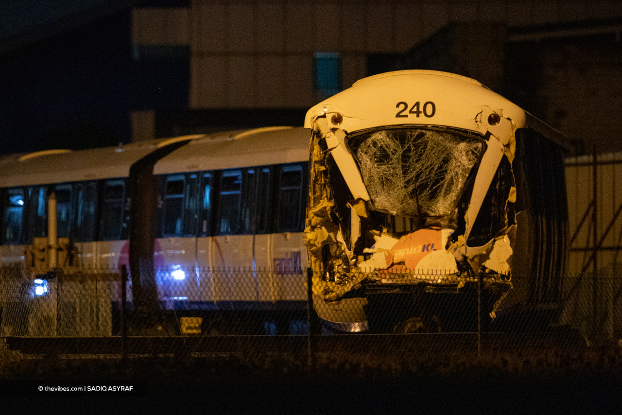 Understandably, one key barrier to public acceptance is the perception that a train without a human driver is less safe. – SADIQ ASYRAF/The Vibes pic, May 28, 2021