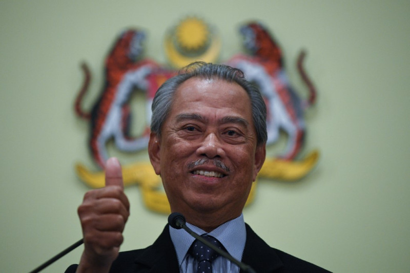 'Muhyiddin wants to leave legacy behind, won't step down as failure'