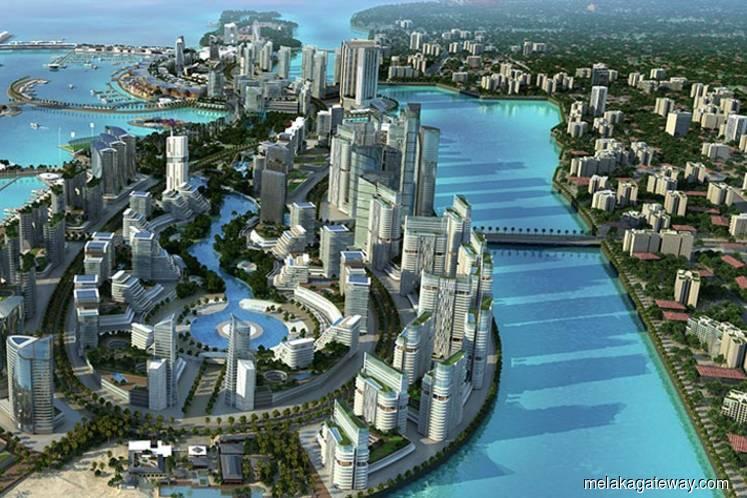 RM100 bil 'Big Move' to reclaim 33km of coastline for M-Wez | Malaysia |  The Vibes