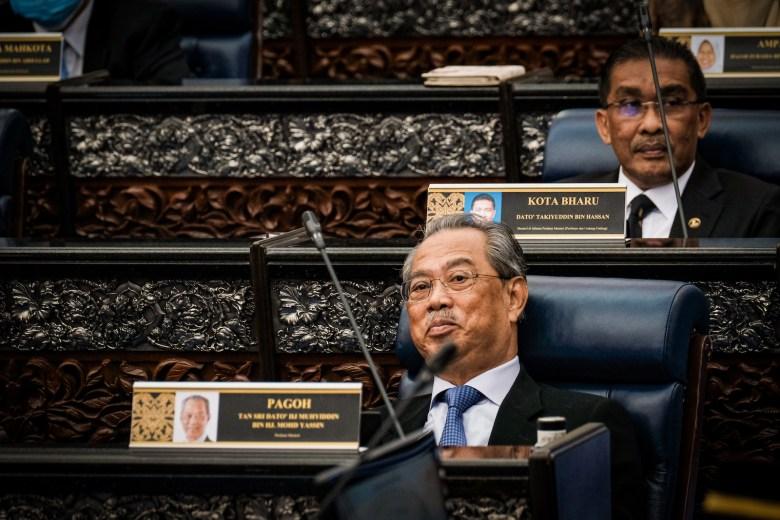Muhyiddin defiant, says needn't debate emergency ordinances