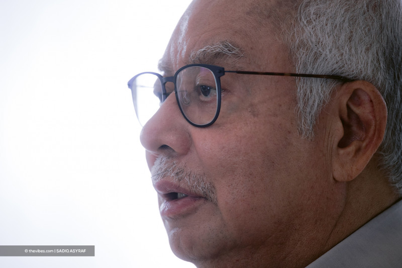 'I tried my best': Najib reveals what he really wanted to achieve as PM