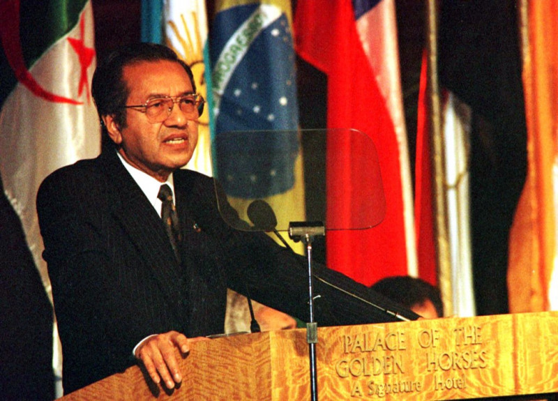 Not over yet: Dr Mahathir still a force 4 decades since first PM stint